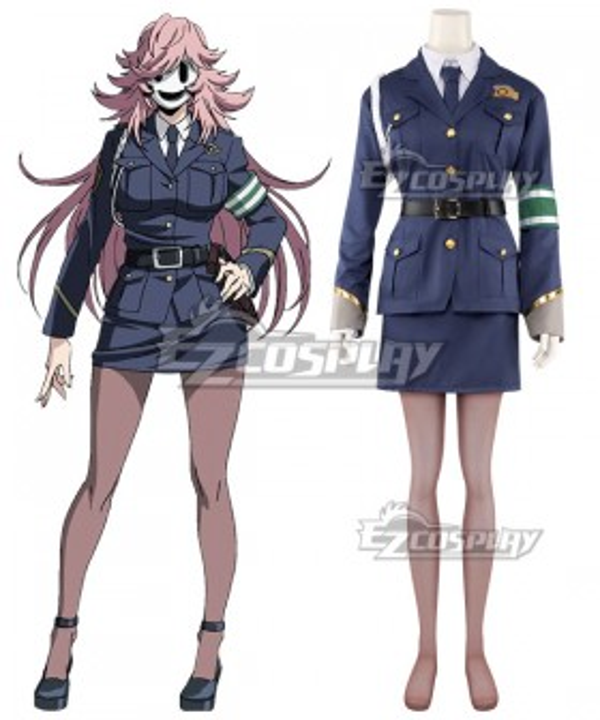 High-Rise Invasion Yayoi Kusakabe Cosplay Costume