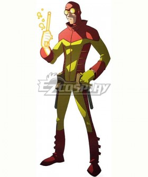 Invincible Rex Splode Cosplay Costume
