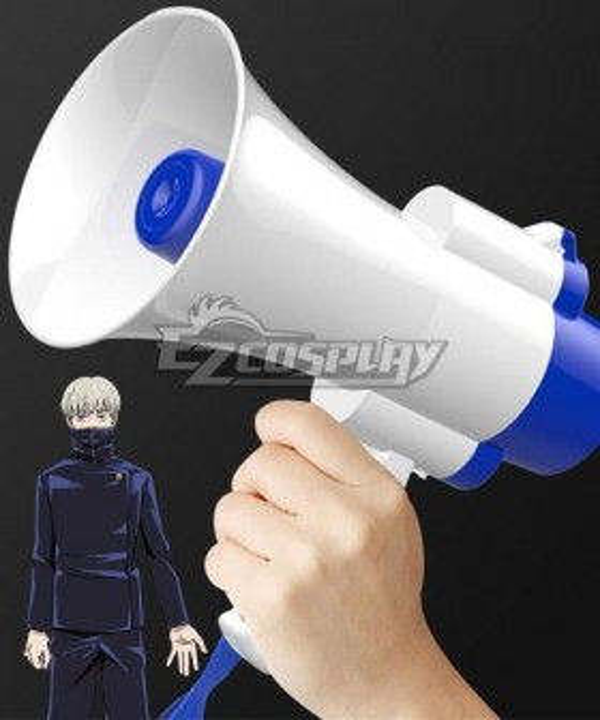 Jujutsu Kaisen Sorcery Fight Toge Inumaki Megaphone Cosplay Accessory Prop