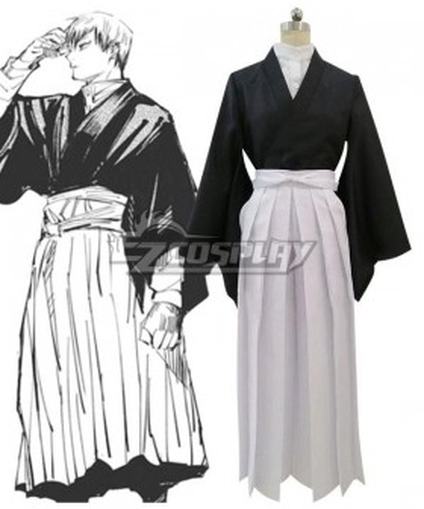 Jujutsu Kaisen Sorcery Fight Naoya Zenin Cosplay Costume