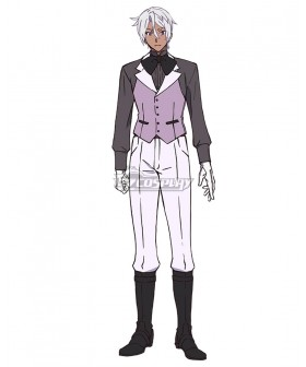 The Case Study of Vanitas Anime Noé Archiviste Cosplay Costume