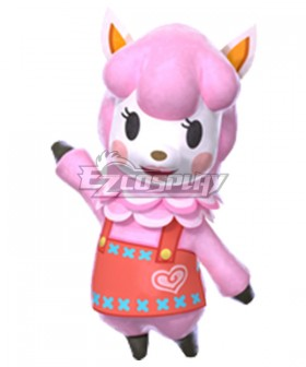 Animal Crossing: New Horizons Reese Risa Cosplay Costume