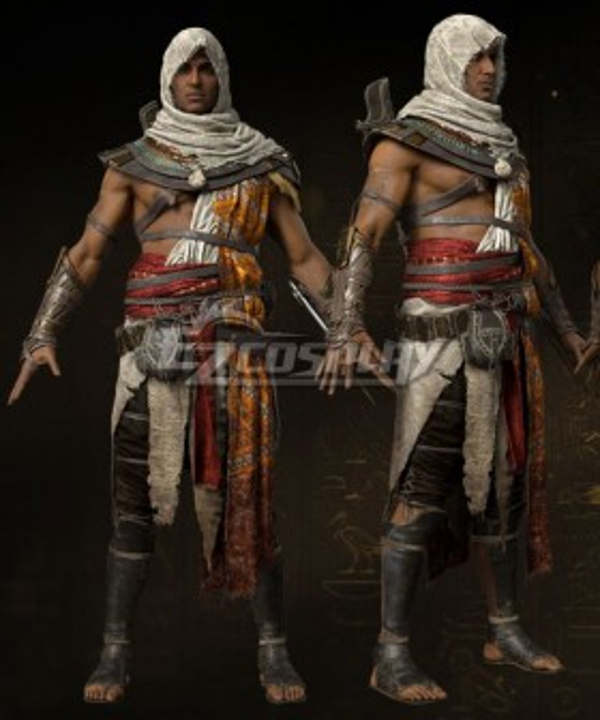 Assassin's Creed Origins Bayek of Siwa Cosplay Costume
