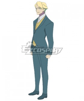 BNA Brand New Animal Alan Sylvasta Cosplay Costume
