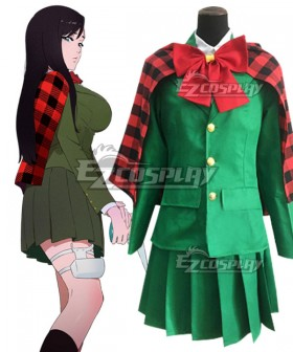 Burn The Witch Noel Niihashi Cosplay Costume