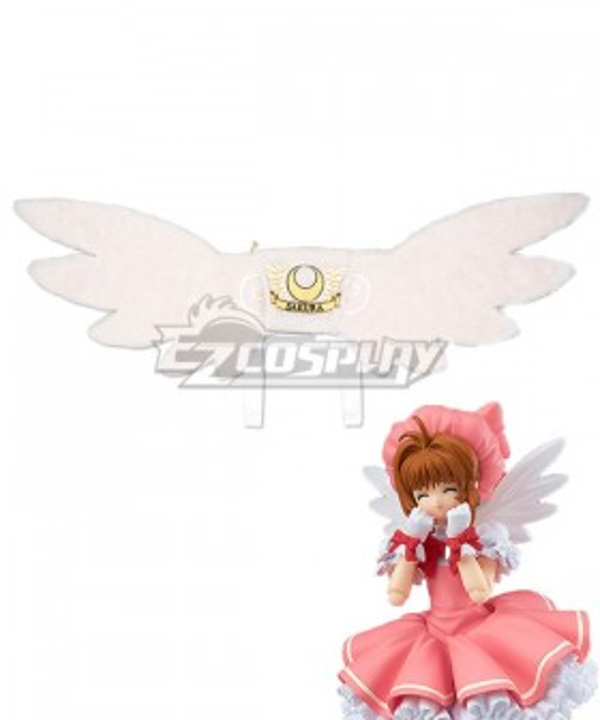 Cardcaptor Sakura: Clear Card Sakura Kinomoto Wing Bag Cosplay Accessory Prop