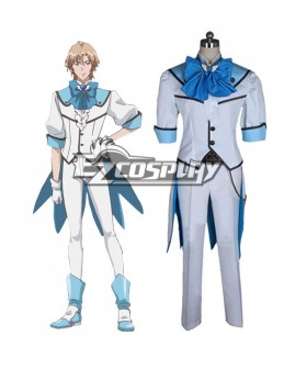 Cute High Earth Defense Club Love! En Yufuin Cosplay Costume