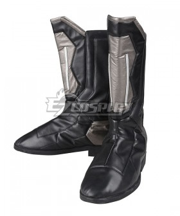 Star Trek Beyond James Tiberius Kirk Jim Commander Captain Shoes Cosplay Boots
