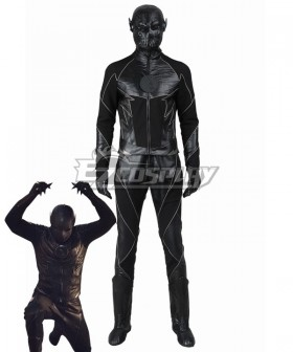 DC Comics The Flash Enter Zoom Cosplay Costume
