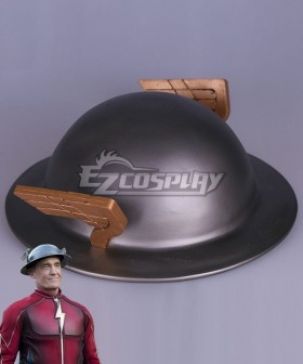 DC The Flash Jay Garrick Helmet Cosplay Accessory Prop