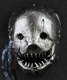 Dead by Daylight The Trapper Evan MacMillan Mask Cosplay Accessory Prop