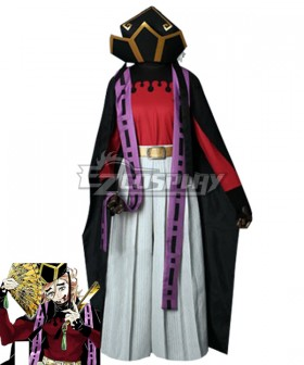 Demon Slayer: Kimetsu no Yaiba Douma Cosplay Costume