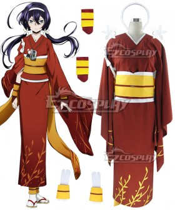 Bungou Stray Dogs Kyoka Izumi Cosplay Costume