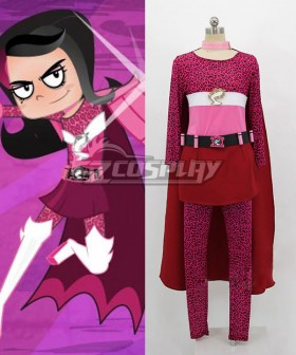 SheZow SheZow The Flash Superheroine Cosplay Costume
