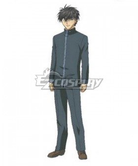 Full Metal Panic! Sousuke Sagara School Uniform Cosplay Costume