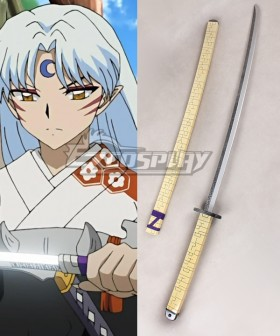 Inuyasha Sesshoumaru Sword Cosplay Weapon Prop