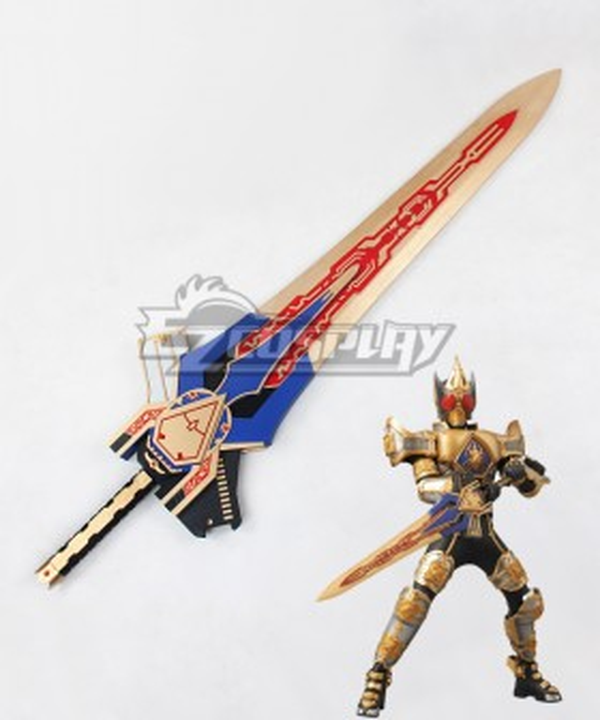 Kamen Rider Blade Kazuma Kenzaki Sword Cosplay Weapon Prop