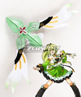 Elsword Wind Sneaker Rena Bow Cosplay Weapon Prop