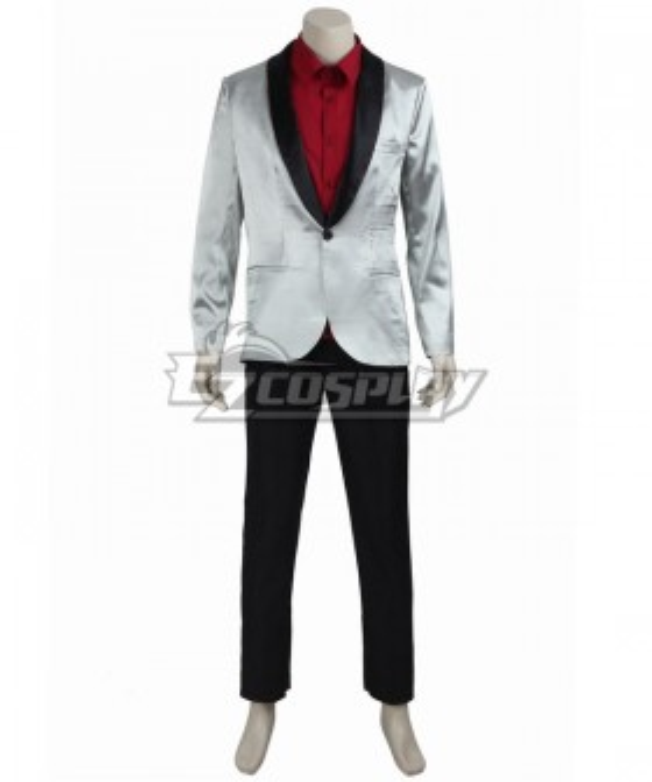 DC Suicide Squad Joker Cosplay Costume