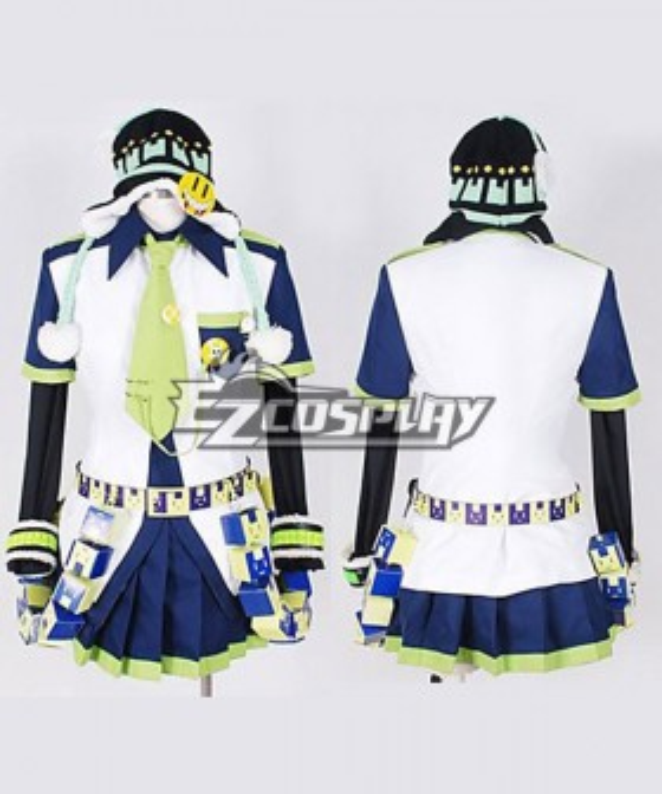 Dramatical Murder Noiz Female Version Cosplay Costume