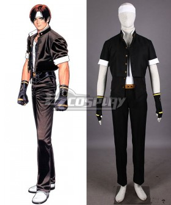 The King of Fighters KOF Kyo Kusanagi Cosplay Costume