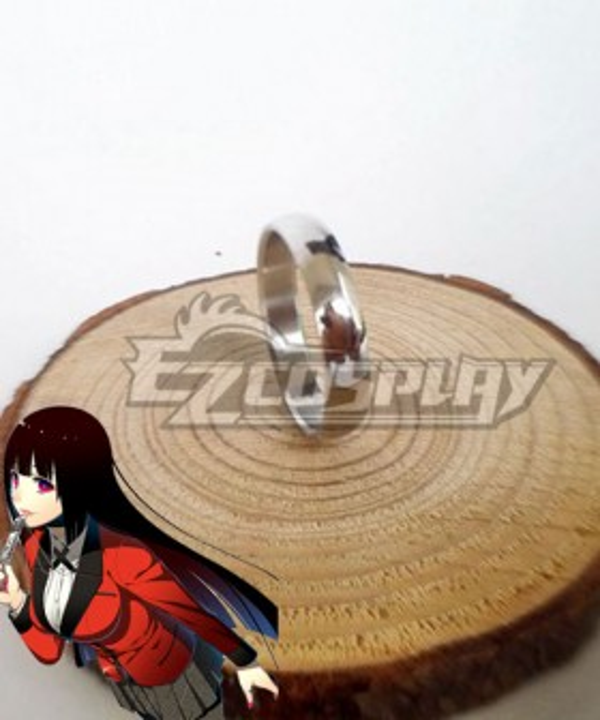 Kakegurui Compulsive Gambler Yumeko Jabami Ring Cosplay Accessory Prop