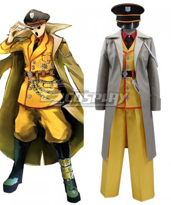 Overlord Pandora's Actor Pandorazu Akuta Cosplay Costume