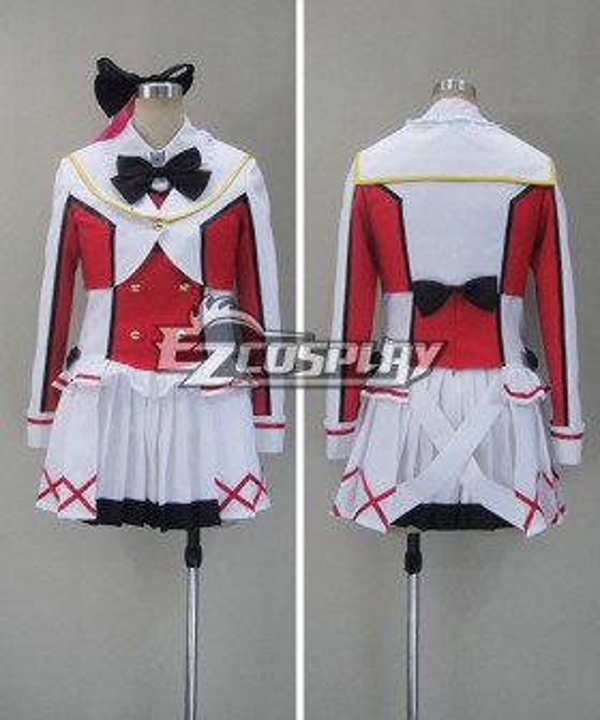 LOVE LIVE2 LoveLive! Yazawa Niko Performance Cosplay Costume - A Edition