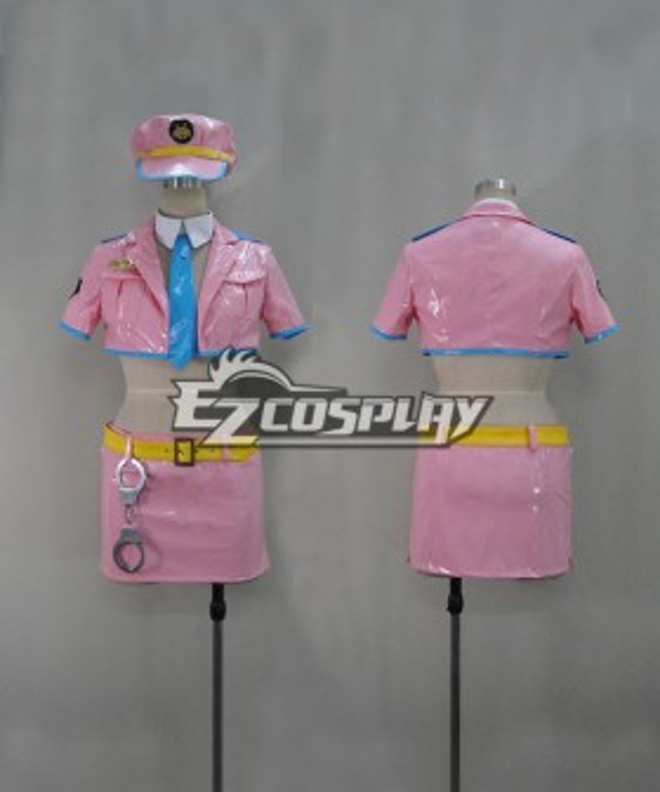 Super Sonico Native Gamer Girl Cosplay Costume
