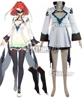Tales of Berseria Seres Cosplay Costume