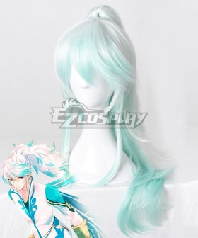 Zestiria the X Mikleo Multicolor Cosplay Wig
