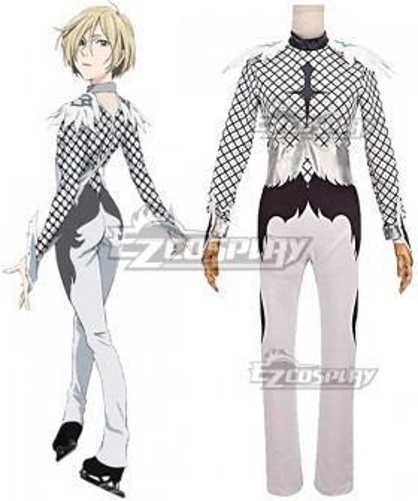 Yuri on Ice YURI!!!on ICE Plisetsky Yuri Cosplay Costume - A Edition