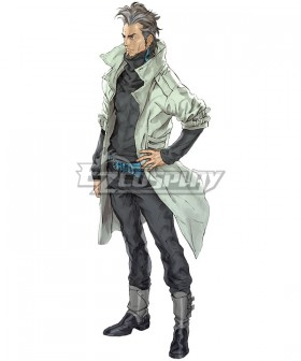 Zero Escape: The Nonary Games Ace Gentarou Hongou Cosplay Costume