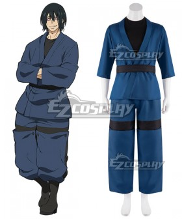 Fire Force Enen no Shouboutai Shinmon Benimaru Benimaru Shinmon Cosplay Costume