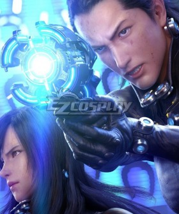 Gantz Masaru Kato X-gun Cosplay Weapon Prop