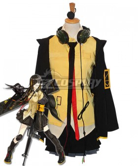 Girls Frontline M16A1 Cosplay Costume