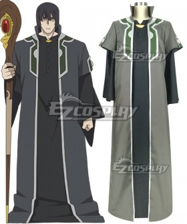 Grimoire of Zero Thirteen Cosplay Costume