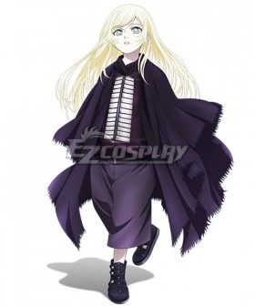 K Project K Seven Stories Mysterious Boy Cosplay Costume