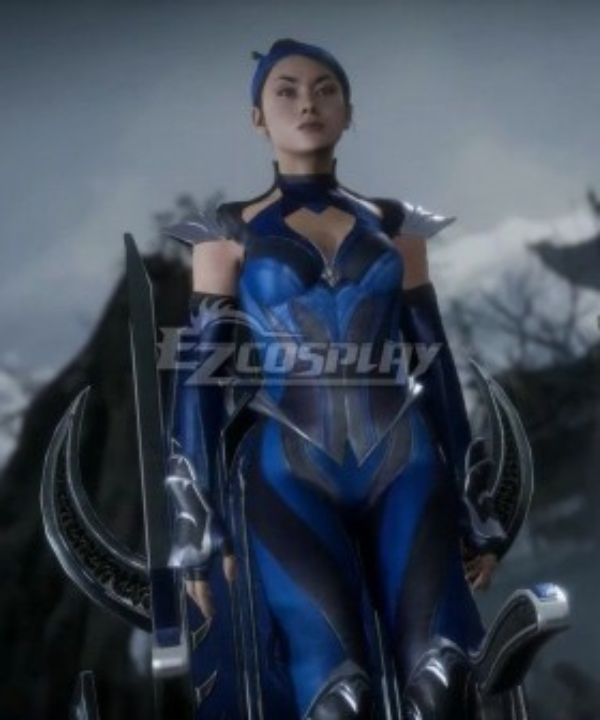 Mortal Kombat 11 Kitana Cosplay Costume