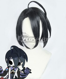 Pokemon Pokémon Sword And Shield Ghost-Type Gym Leader Allister Black Cosplay Wig