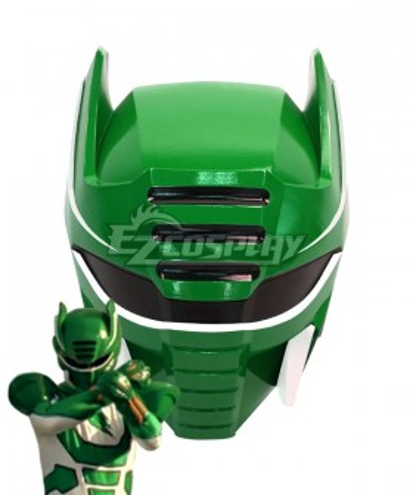 Power Rangers Jungle Fury Jungle Fury Elephant Ranger Helmet Cosplay Accessory Prop