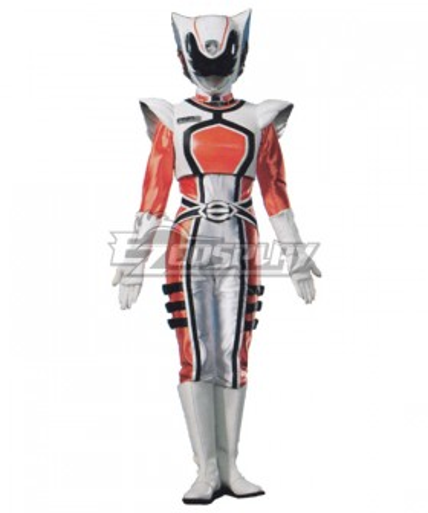 Power Rangers S.P.D. SPD Kat Ranger Cosplay Costume