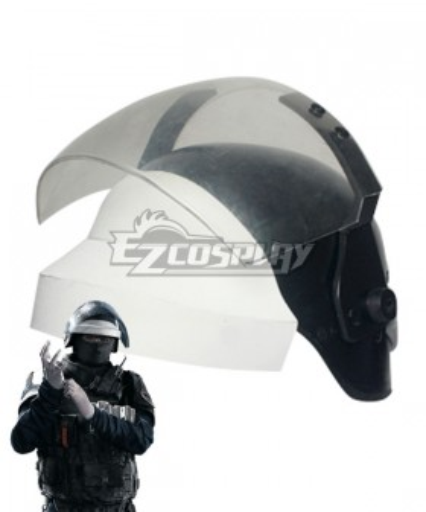 Rainbow Six Siege Gustave Kateb Doc Helmet Halloween Cosplay Accessory Prop