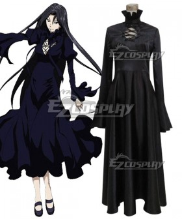 Saint Seiya Pandora New Edition Cosplay Costume