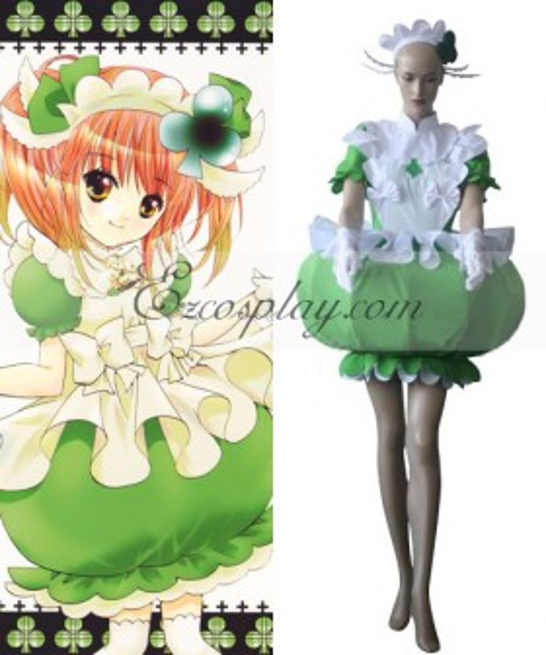 Shugo Chara Su Cosplay Costume