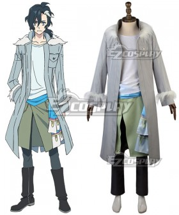 Tenrou: Sirius the Jaeger Yuliy Cosplay Costume