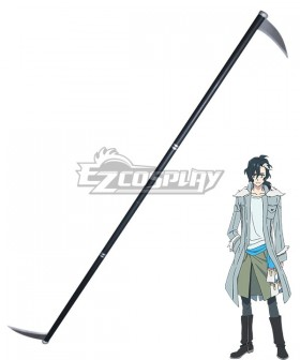 Tenrou: Sirius The Jaeger Yuliy Stick Cosplay Weapon Prop