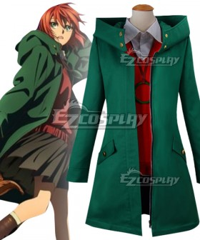 The Ancient Magus' Bride Mahoutsukai no Yome Chise Hatori Cosplay Costume - Including Coat