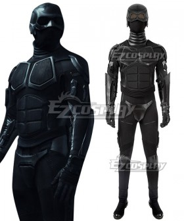 The boys black noir Cosplay Costume