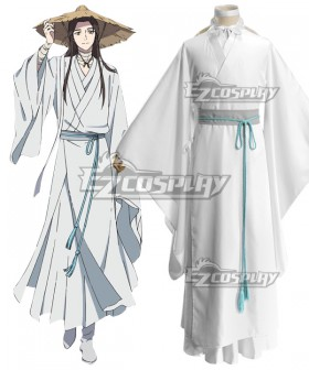 Tian Guan Ci Fu Heaven Official's Blessing Xie Lian A Edition Cosplay Costume -Not included Hat
